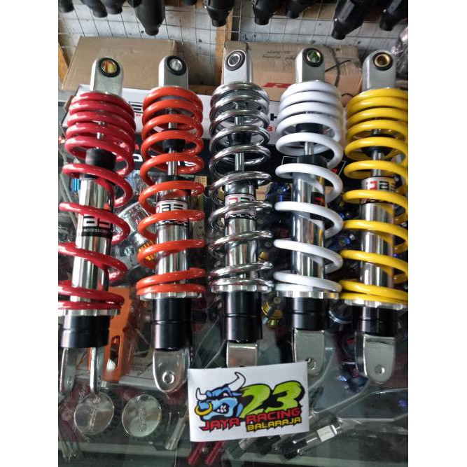 Shockbreaker Yss All New Pro Z 300Mm Black/Yellow Mio Limited Edition | Shopee Indonesia